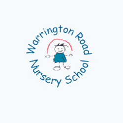 warrington road logo